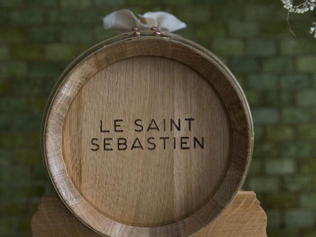 Le Saint Sebastien
